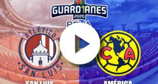 San Luis vs América en vivo GRATIS ONLINE