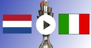 EN VIVO - HOLANDA VS ITALIA EN VIVO GRATIS ONLINE