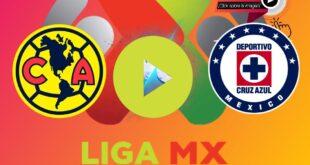 EN DIRECTO América vs Cruz Azul ONLINE EN VIVO [GRATIS] vía TUDN (8:30 p.m.) desde el estadio Azteca por la jornada 12 del Apertura 2020 Liga MX
