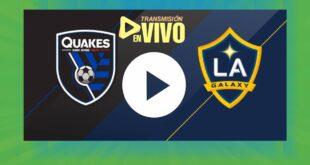 EN VIVO San José Earthquakes vs LA Galaxy GRATIS ONLINE