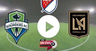 EN VIVO Seattle Sounders vs Los Angeles FC GRATIS ONLINE
