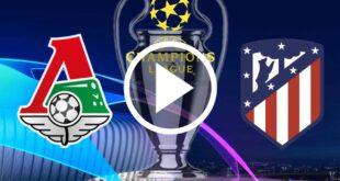 EN VIVO: Lokomotiv Moscú-Atlético Madrid: Noticias, notas y cómo ver la UEFA Champions League 2020